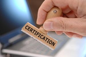 Référentiels de certification